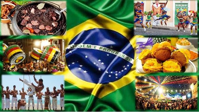 Cultura Brasileira amor ao futebol